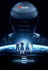 Lazer Team 2 Movie Poster