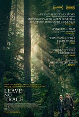 Leave No Trace Movie Poster Movie Poster