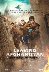 Leaving Afghanistan Movie Poster