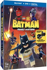 LEGO DC: Batman - Family Matters Movie Poster