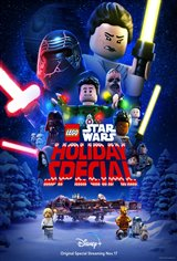 LEGO Star Wars Holiday Special (Disney+) Movie Poster