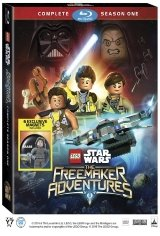 LEGO Star Wars: The Freemaker Adventures (Season One) Large Poster