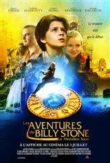Les aventures de Billy Stone : Le médaillon sacré Movie Poster