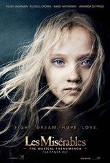 Les Misérables (2012) Movie Poster