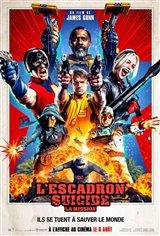 L'Escadron Suicide : La mission Movie Poster