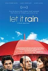 Let It Rain Movie Poster
