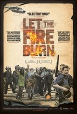 Let the Fire Burn Movie Poster