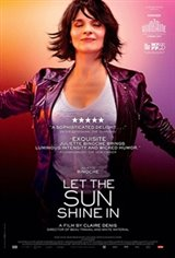 Let the Sunshine In (Un Beau Soleil Intérieur) Movie Poster