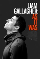 Liam Gallagher: As It Was Movie Poster