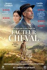 L'incroyable histoire du facteur Cheval Movie Poster