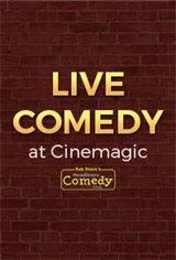 LIVE Comedy Night! Large Poster