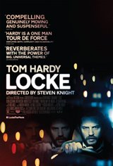 Locke Movie Poster