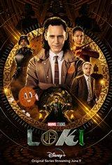 Loki (Disney+) Movie Poster