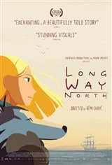 Long Way North Movie Poster