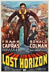 LOST HORIZON Movie Poster