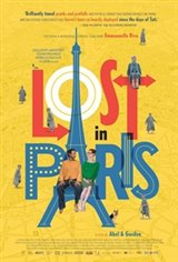 Lost in Paris Large Poster