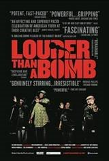 Louder Than a Bomb Movie Poster