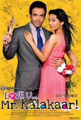 Love U... Mr. Kalakaar! Movie Poster
