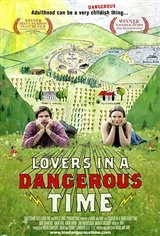 Lovers in a Dangerous Time Movie Poster
