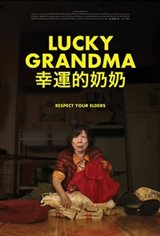 Lucky Grandma Large Poster