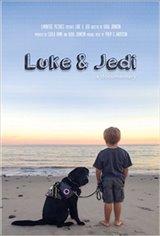 Luke & Jedi Movie Poster