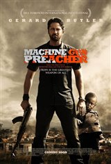 Machine Gun Preacher Large Poster