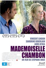 Mademoiselle Chambon Movie Poster