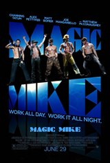 Magic Mike Large Poster