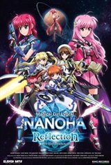 Magical Girl Lyrical Nanoha: Reflection Movie Poster