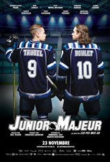 Major Junior Movie Poster