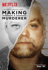 Making a Murderer (Netflix) Movie Poster
