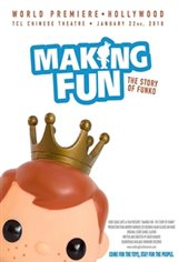 Making Fun: The Story of Funko Movie Poster