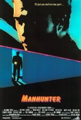 Manhunter Large Poster