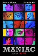 Maniac (Netflix) Movie Poster
