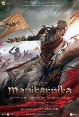 Manikarnika (Hindi) Large Poster