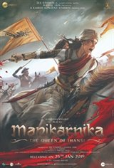 Manikarnika (Tamil) Movie Poster