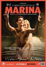 Marina Large Poster