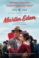 Martin Eden Movie Poster