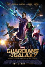 Marvel Studios 10th: Guardians of the Galaxy (IMAX 3D) Movie Poster
