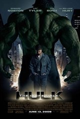 Marvel Studios 10th: The Incredible Hulk (IMAX) Movie Poster