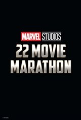 Marvel Studios 22-Movie Marathon Movie Poster