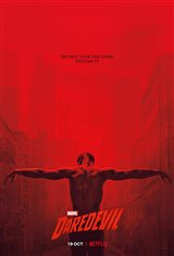 Marvel's Daredevil (Netflix) Movie Poster