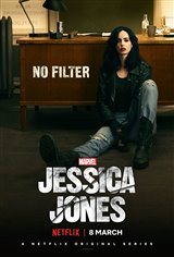 Marvel's Jessica Jones (Netflix) Movie Poster Movie Poster