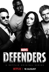Marvel's The Defenders (Netflix) Movie Poster
