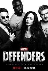 Marvel's The Defenders (Netflix) Movie Poster