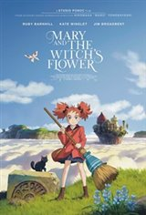Mary and the Witch's Flower (Meari to majo no hana) Movie Poster