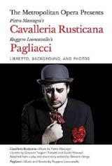 Mascagni's Cavalleria Rusticana/Leoncavallo's Pagliacci Encore Movie Poster