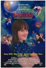 Matilda Movie Poster