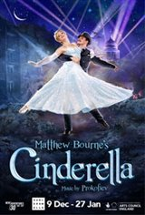 Matthew Bourne's Cinderella Movie Poster