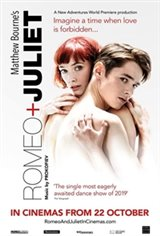Matthew Bourne's Romeo and Juliet Movie Poster